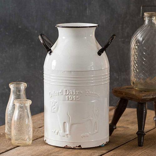 Oxford Dairy Farms Milk Can