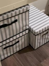 Organization Storage Bin with Lid