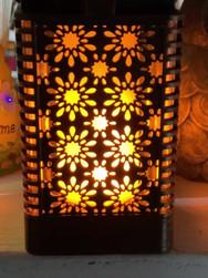 Flaming Solar Lanterns