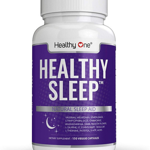 Healthy One Natural Sleep Aid 60 pills
