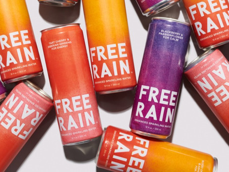 Free Rain - Your New Favorite Summer Drink!