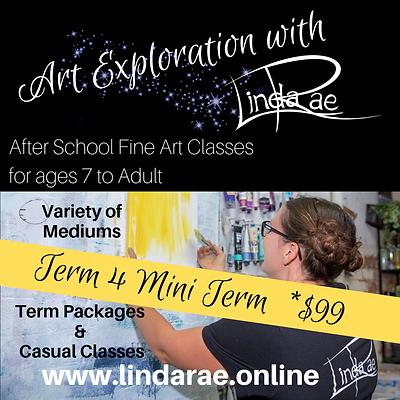 MINI TERM Art Exploration Term Enrollment