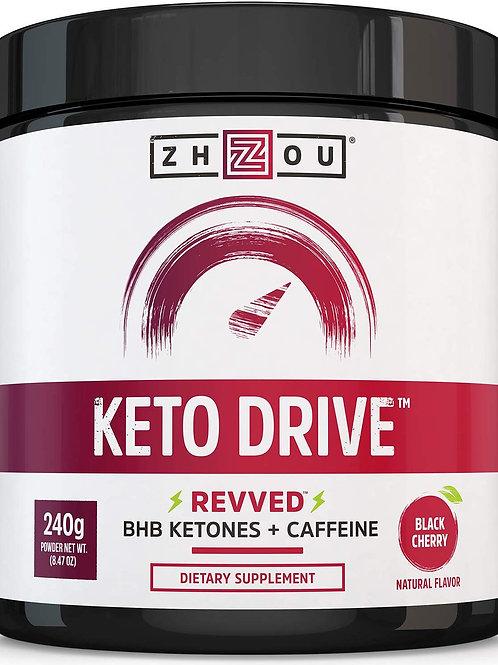 Keto Drive Black Cherry Diet Drink Mix