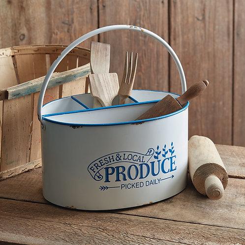 Fresh Local Produce Storage Organizer