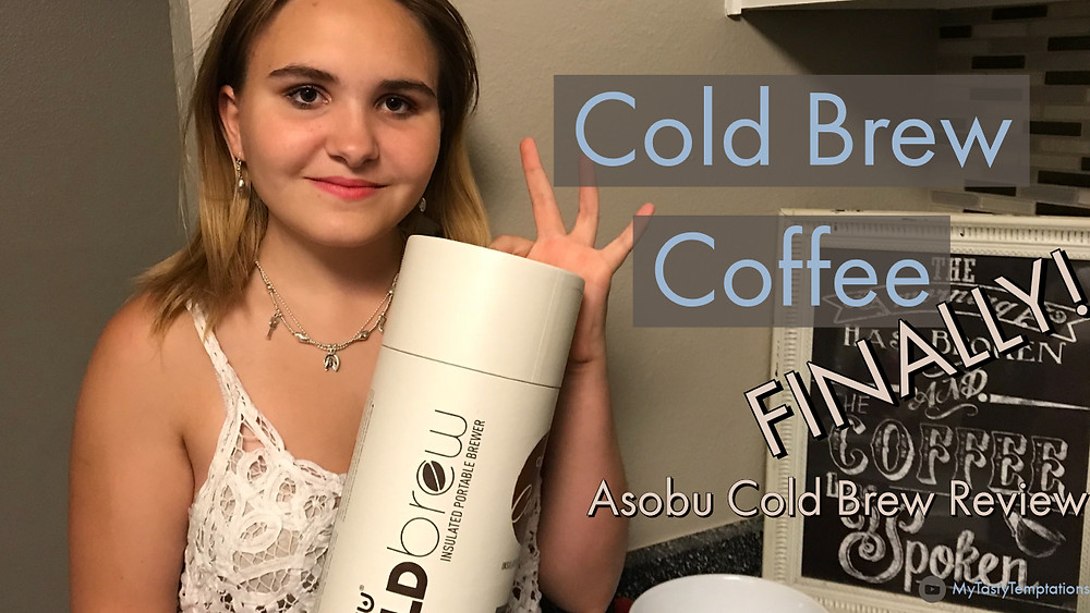 Cold Brew Coffee Finally ~ Asobu Cold Brew System Review