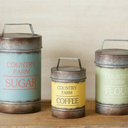Storage & Cannisters