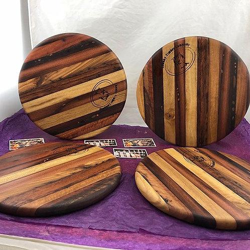 Round Laminated Board