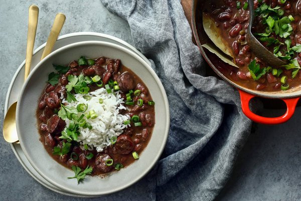 Authentic Red Beans and Rice