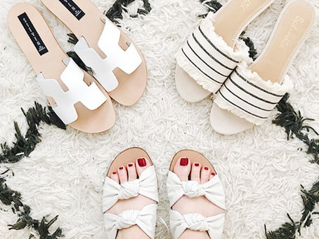 Summer Sandals for All Budgets