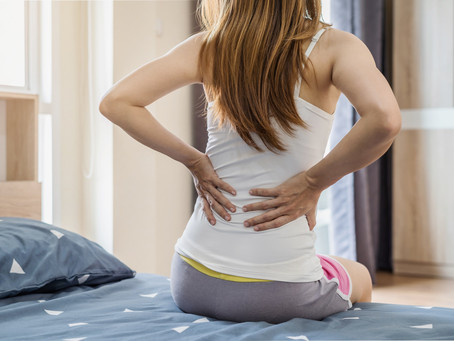 Back Pain and CBD - Who Knew?