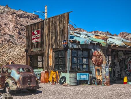 Fascinating Ghost Towns Near Las Vegas