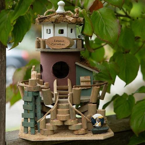 Island Paradise Birdhouse