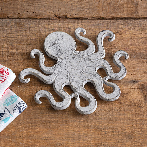 Octopus Trivet - Set of 2
