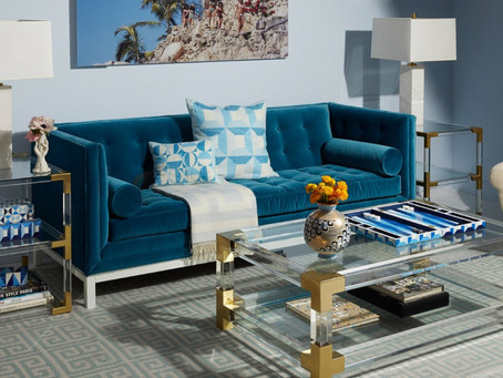 Decorating in Blues and Whites