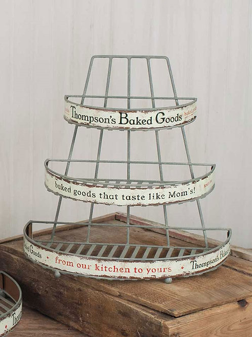 Small Thompson's Baked Goods Rack