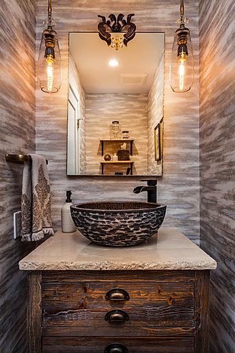 Powder bath Design