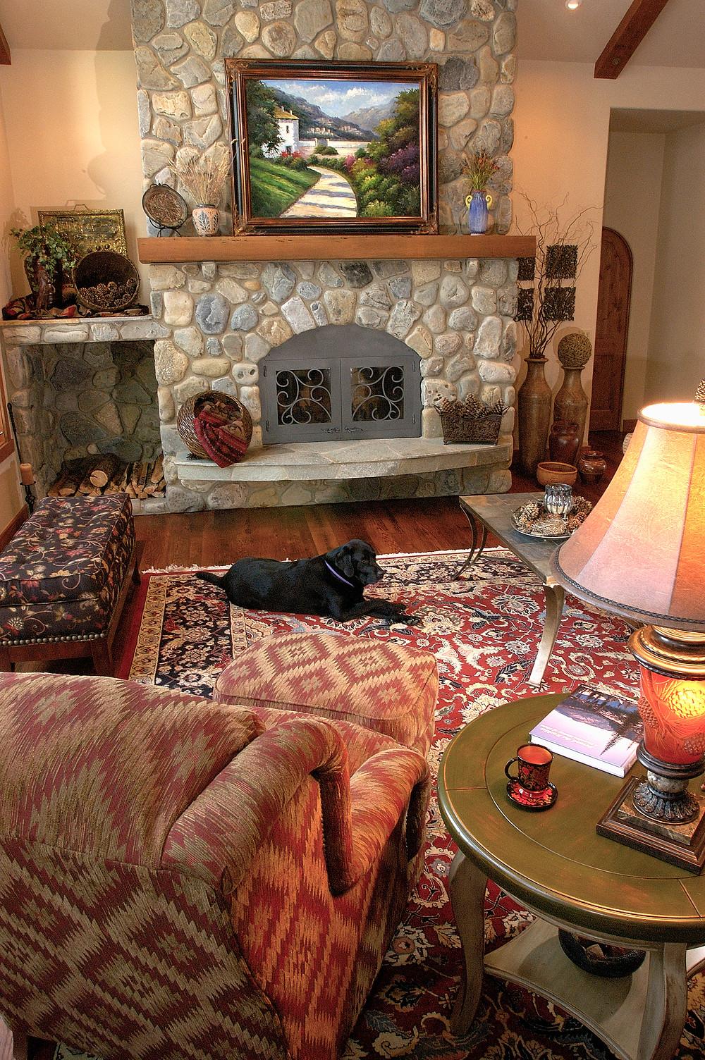 Living room Area rug_Amberleaf inc
