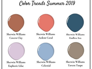 Making a Bold Splash with Summer Paint Color Trends
