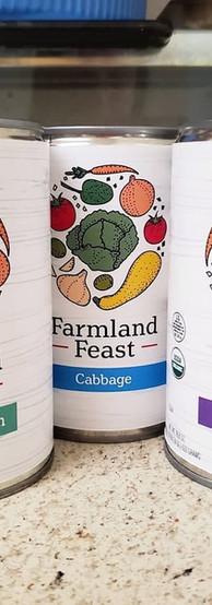 Farmland Feast Soup Package Design