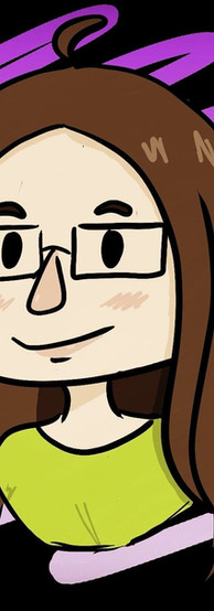 Self Portrait Cartoon Sketch