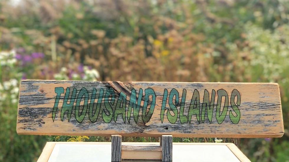 Custom Barn Yard Sign (anything goes)