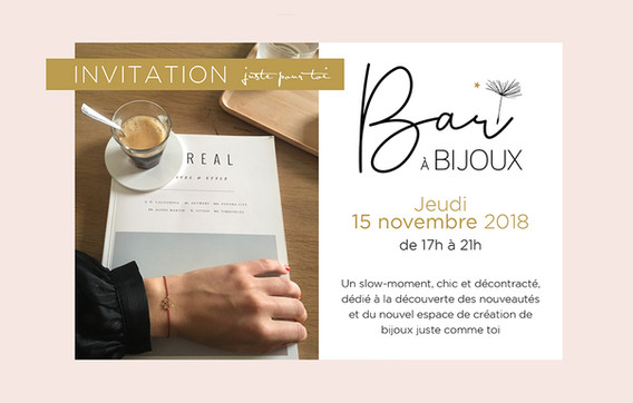 Invitation, affiches…