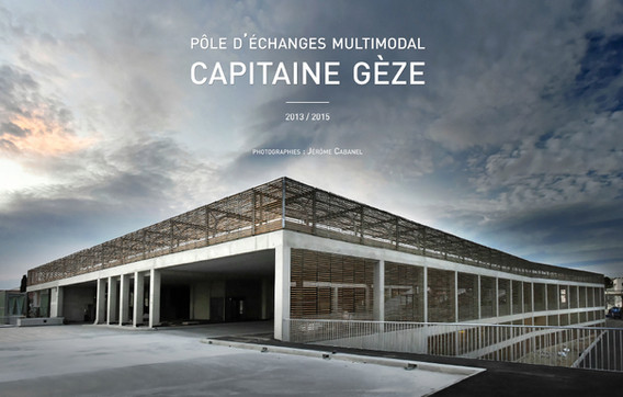 Book Capitaine Geze