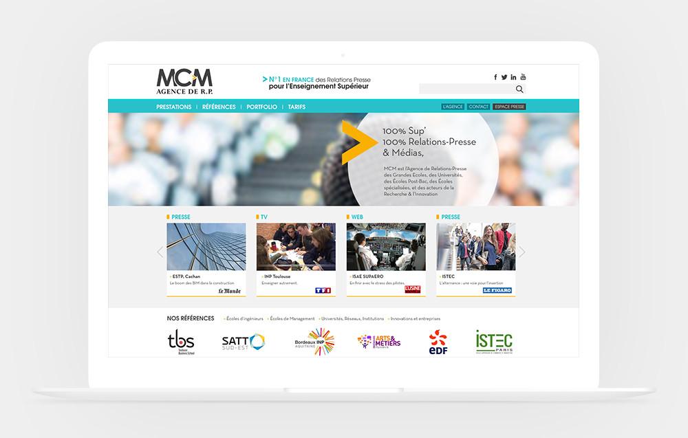 Web design site internet