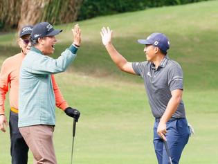 高爾夫》台灣科技公益協進會與潘政琮合作 協助更多年輕選手躍上國際