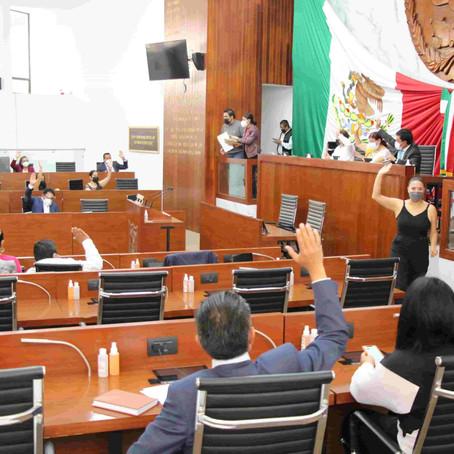 CONGRESO DE TLAX APRUEBA REFORMA CONSTITUCIONAL QUE DOTA DE PLENA AUTONOMÍA AL TRIBUNAL DE JUSTICIA