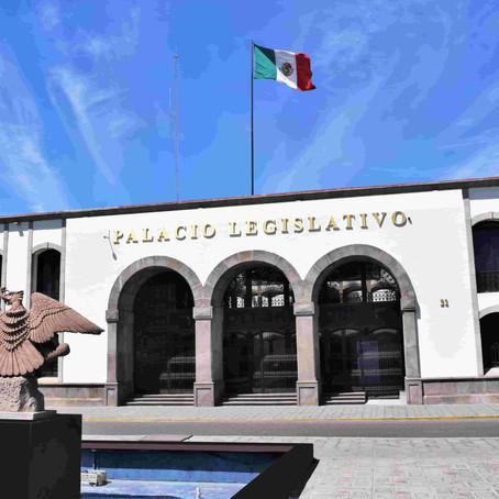 RECIBE CONGRESO DEL ESTADO 37 SOLICITUDES DE INSCRIPCIÓN PARA EL PROCESO DE ELECCIÓN DE PRESIDENTE