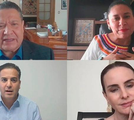 RESPALDAN EN COMISIONES CAMBIOS A LA NUEVA LEY DE LA FGR