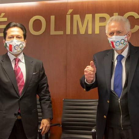 ATLETAS MEXICANOS EN OLIMPIADAS TOKYO 2021 SERÁN VACUNADOS CONTRA COVID-19
