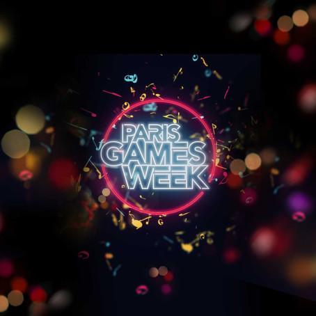 LA TAQUIZA DE TRAILERS EN LA PARIS GAMES WEEK  2017