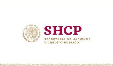 DEUDA NETA DEL SECTOR PÚBLICO  SE SITUÓ EN 12 BILLONES 54.8 MILLONES DE PESOS MEXICANOS: SHCP