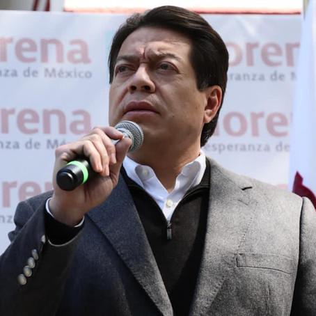 TOCA A MEXICANOS ELEGIR ENTRE EL PASADO CORRUPTO O CONTINUAR TRANSFORMANDO A MÉXICO