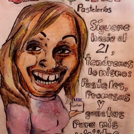 BIENESTAR PASTELERÍAS SÍGANME AL 21 HABRÁ MÁS DE LO MISMO