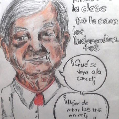 CUANDO EL PRIMERO DE LA CLASE NO LE CAEN LOS INDEPENDIENTES