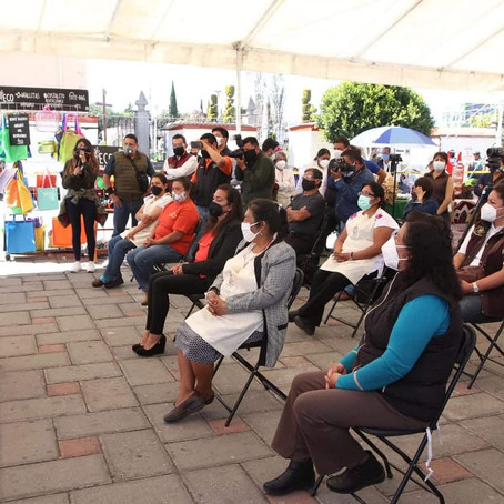 IMPULSA SEFOA CONTINUIDAD DE MERCADOS ALTERNATIVOS EN TLAXCALA