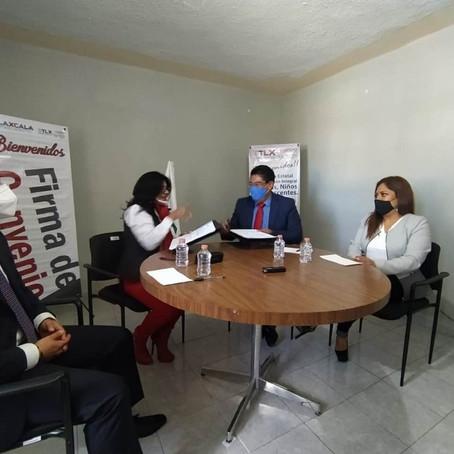 FORTALECEN SIPINNA Y CONALEP PROTECCIÓN DE DERECHOS DE INFANTES Y ADOLESCENTES