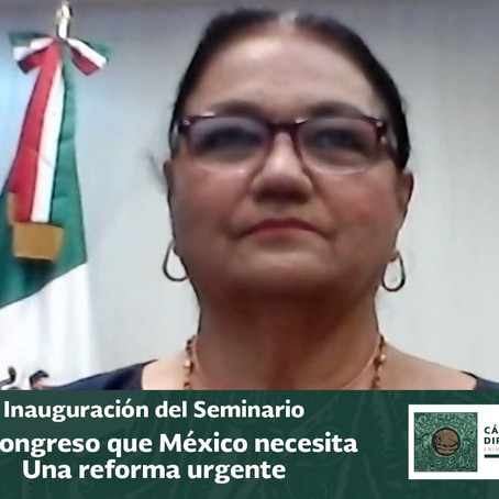 """ELECCIÓN LEGISLATIVA CONSECUTIVA, IMPORTANTE CAMBIO EN POLÍTICA MEXICANA: SAURI RIANCHO DEL PRI"