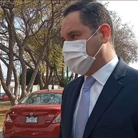 """""""COEPRIST NO HA DETECTADO VACUNAS FALSAS CONTRA COVID-19"""": FLORES HERNÁNDEZ"""