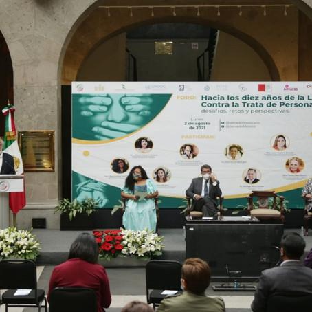 NECESARIA INICIATIVA DE REFORMA A LEY CONTRA TRATA DE PERSONAS QUE ADOPTE MEDIDAS FIRMES