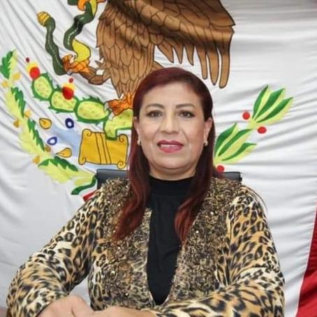 DIPUTADA DE NUEVA ALIANZA LUZ GUADALUPE MATA LARA RECONOCE TRAYECTORIA INFORMATIVA DE INFORTLAX.COM