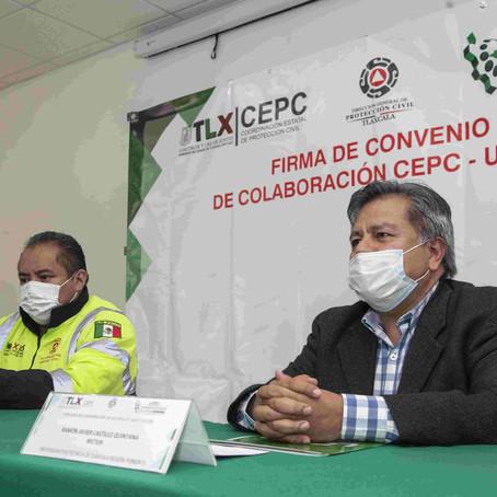 SIGNAN CEPC Y UPTREP CONVENIO DE COLABORACIÓN EN BENEFICIO DE ESTUDIANTES