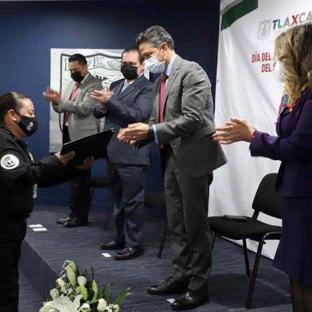 LA SSC CELEBRA EL DÍA DE CUSTODIO PENITENCIARIO EN LA ENTIDAD