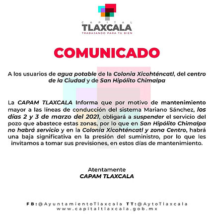 CAPAM BANNER Tlaxcala
