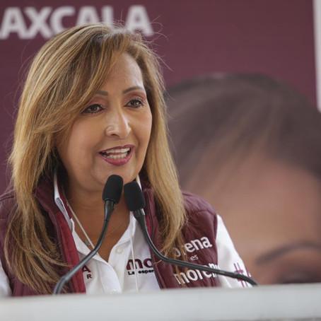 MEJORAREMOS LAS CONDICIONES LABORALES DE LOS POLICÍAS Y FORTALECEREMOS LA SEGURIDAD EN TLAXCALA