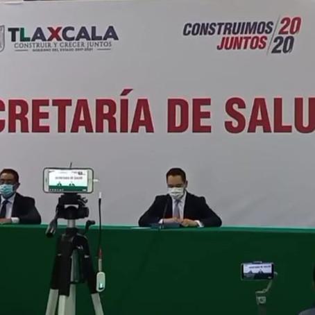 """LIMA MORALES AFIRMA REGRESO A ROJO DE TLAXCALA EN ACTUALIZACIÓN DE SEMÁFORO COVID-19:""""¡INMINENTE!"""""""