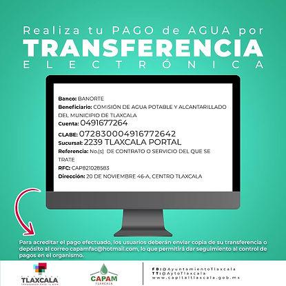 Banner CAPAM Tlaxcala infortlax